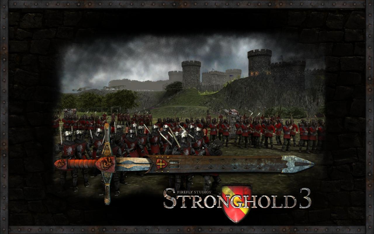 Stronghold 3 - víno máš a markytánku… 55460