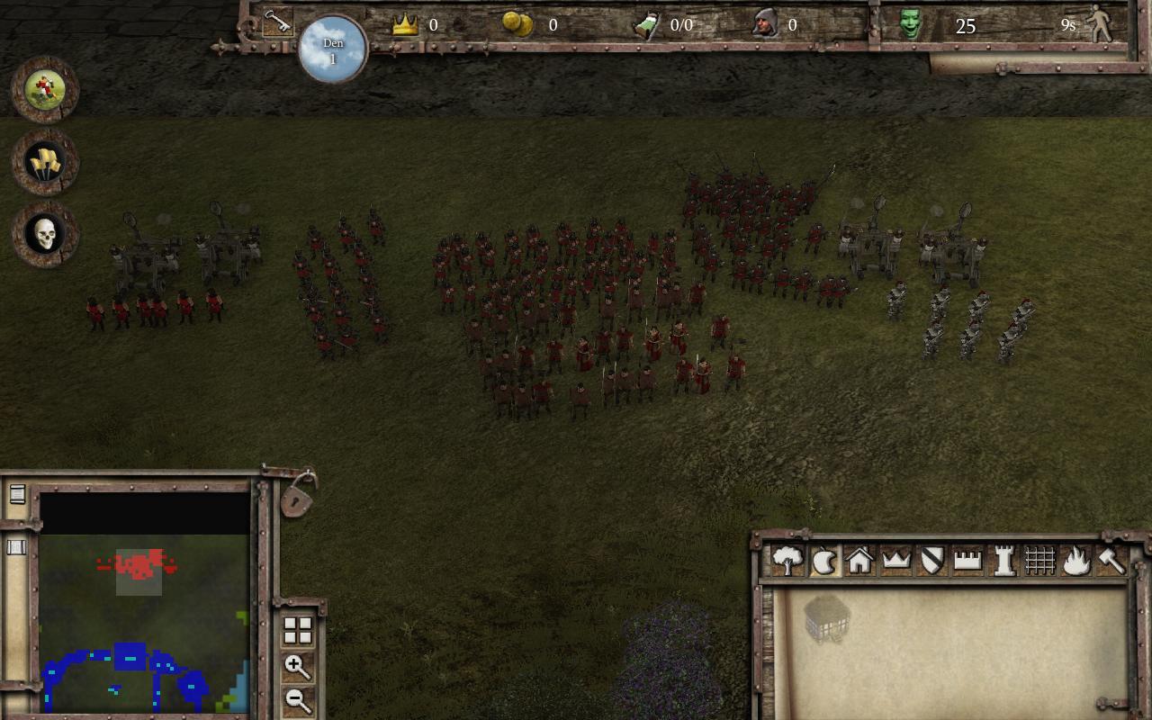 Stronghold 3 - víno máš a markytánku… 55466