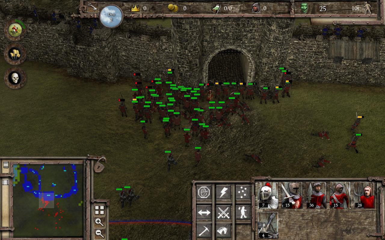 Stronghold 3 - víno máš a markytánku… 55469