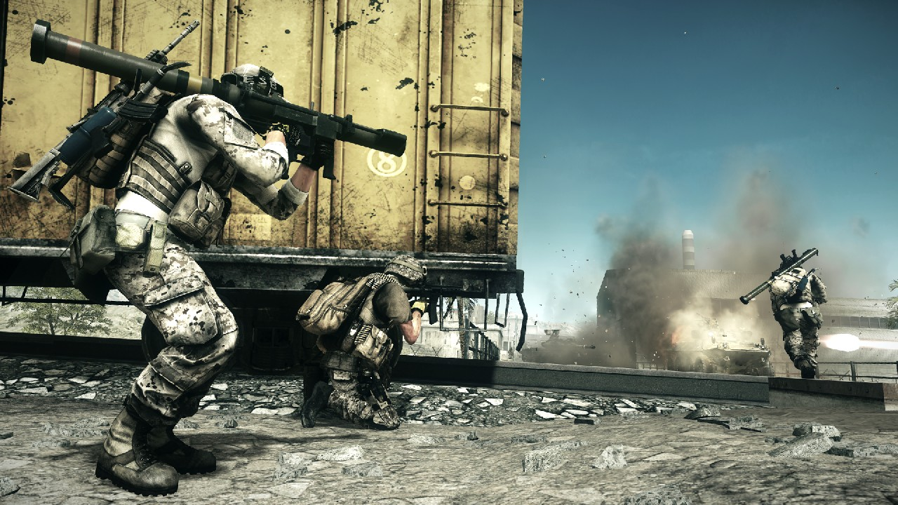 Nové obrázky a videa z Battlefield 3: Back to Karkand 55482