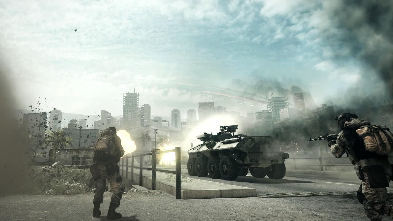 Nové obrázky a videa z Battlefield 3: Back to Karkand 55483