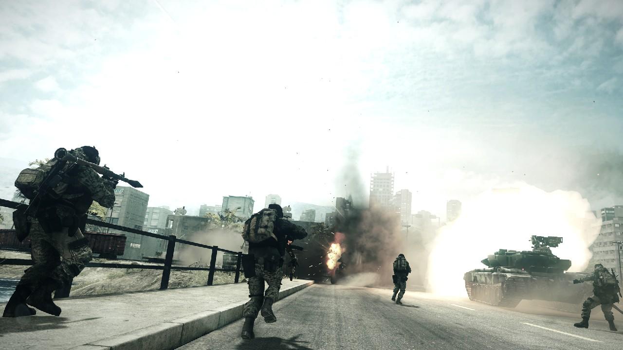 Nové obrázky a videa z Battlefield 3: Back to Karkand 55484