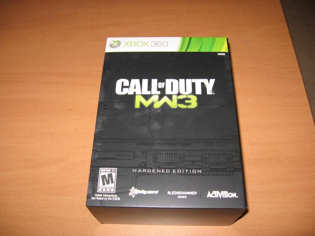 Modern Warfare 3: Hardened Edice v obrazech 55487