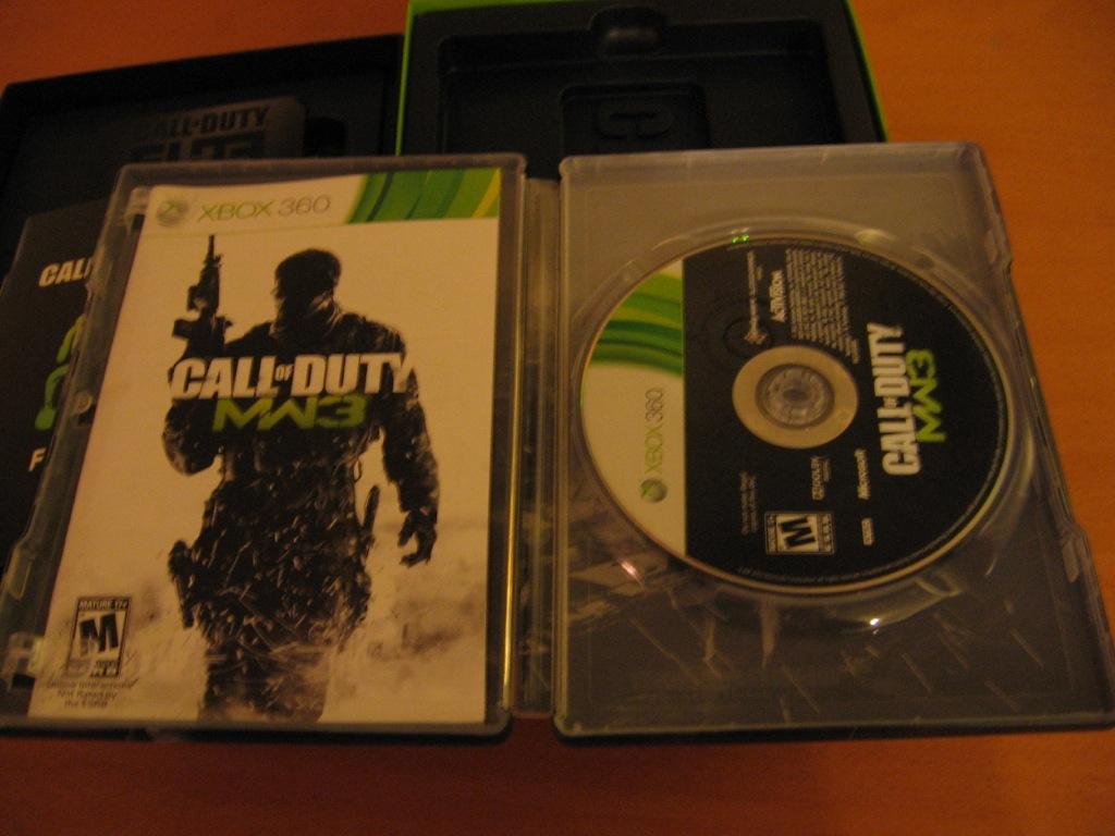Modern Warfare 3: Hardened Edice v obrazech 55493