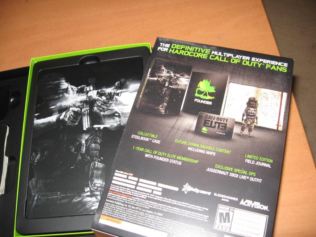 Modern Warfare 3: Hardened Edice v obrazech 55494