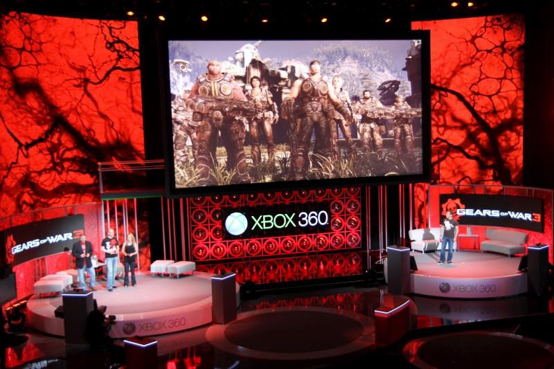 E3: Press konference Microsoftu 5556
