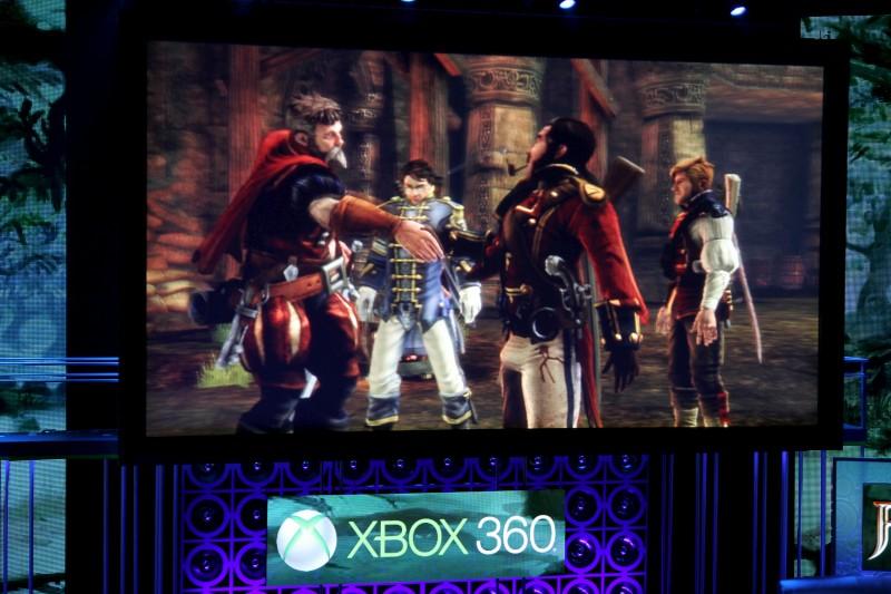 E3: Press konference Microsoftu 5558