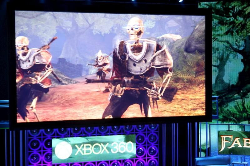 E3: Press konference Microsoftu 5559