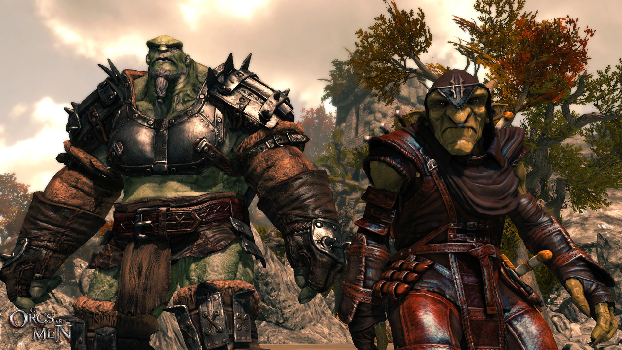 Screenshoty z Of Orcs and Men 55605