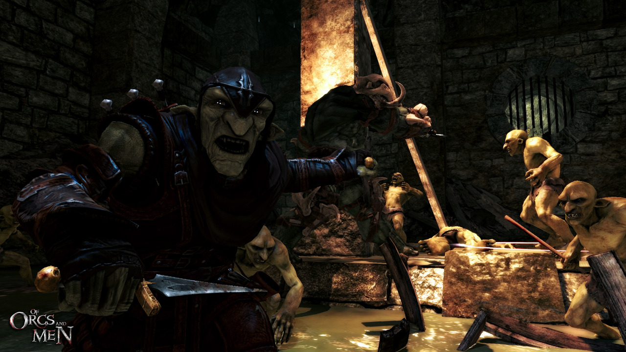Screenshoty z Of Orcs and Men 55606