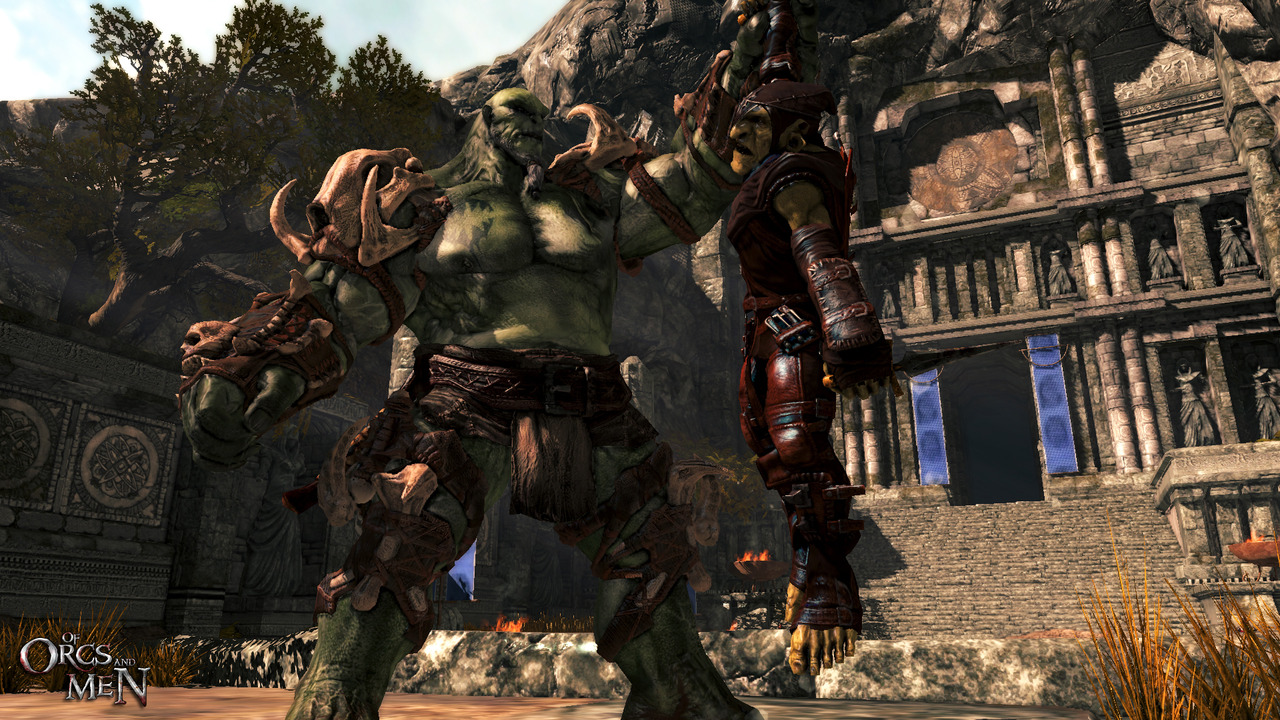 Screenshoty z Of Orcs and Men 55607