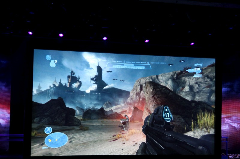 E3: Press konference Microsoftu 5563