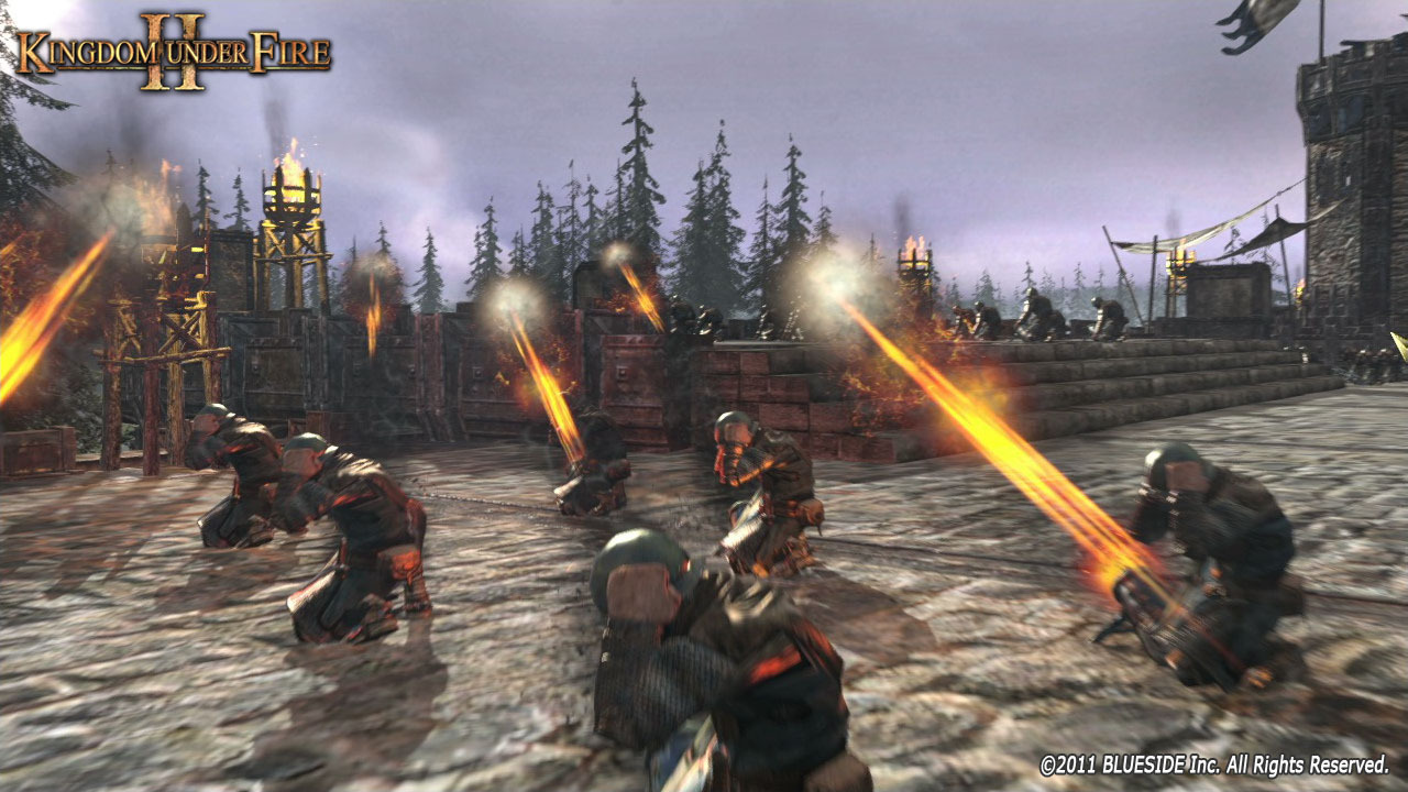 Gameplay video a obrázky z Kingdom Under Fire 2 55658
