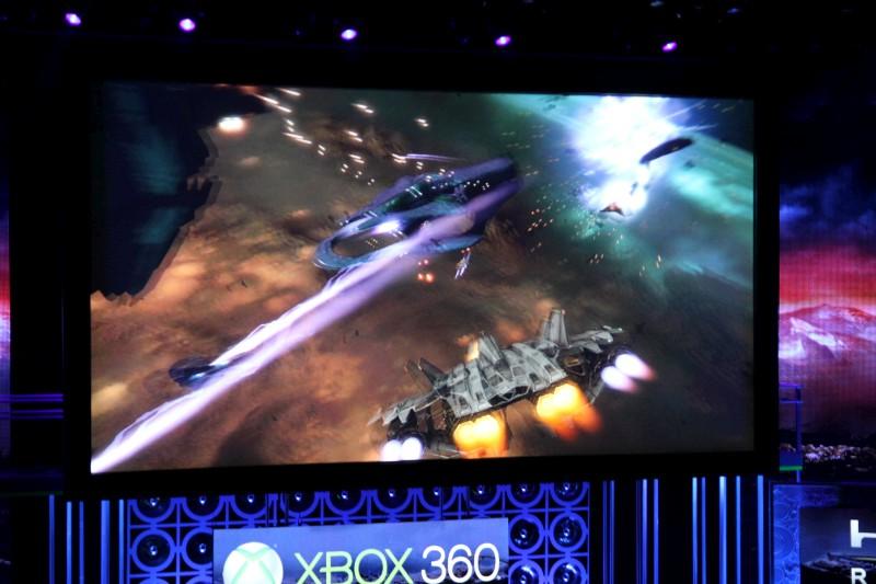 E3: Press konference Microsoftu 5566