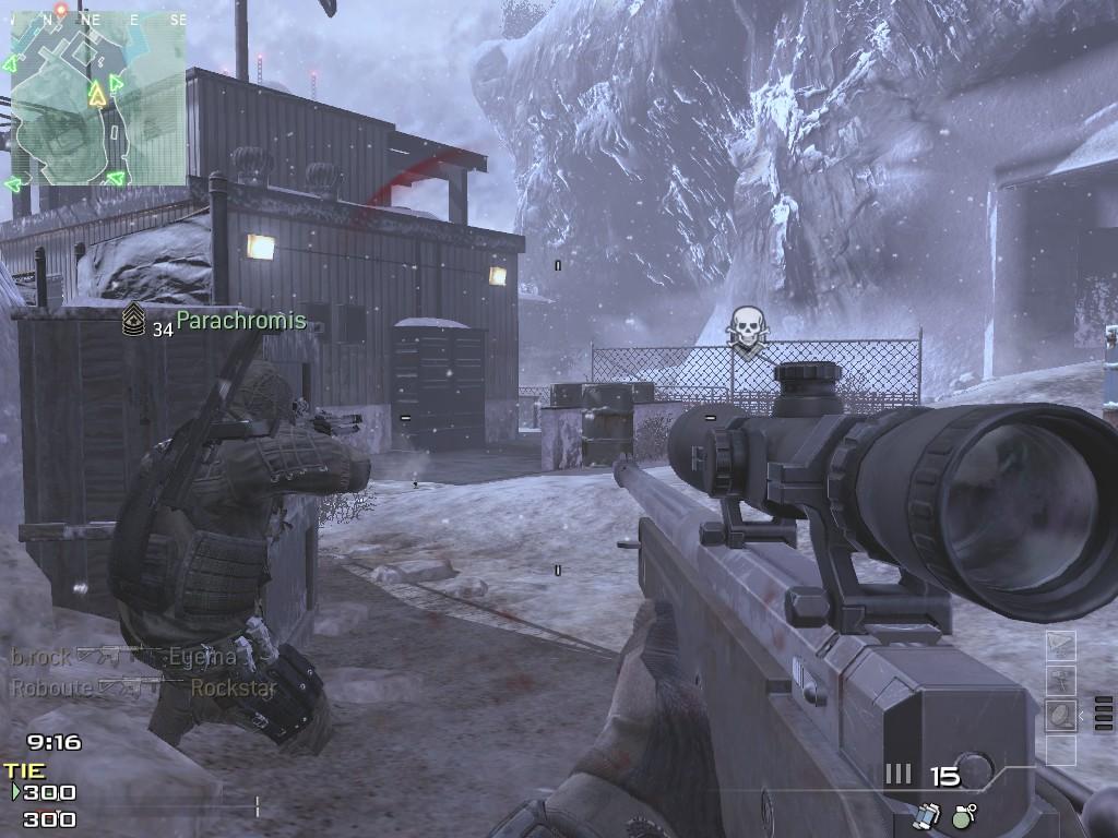 Call of Duty: Modern Warfare 3 – Multiplayerové peklo 55679