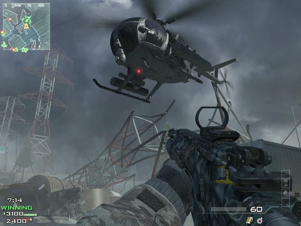 Call of Duty: Modern Warfare 3 – Multiplayerové peklo 55680