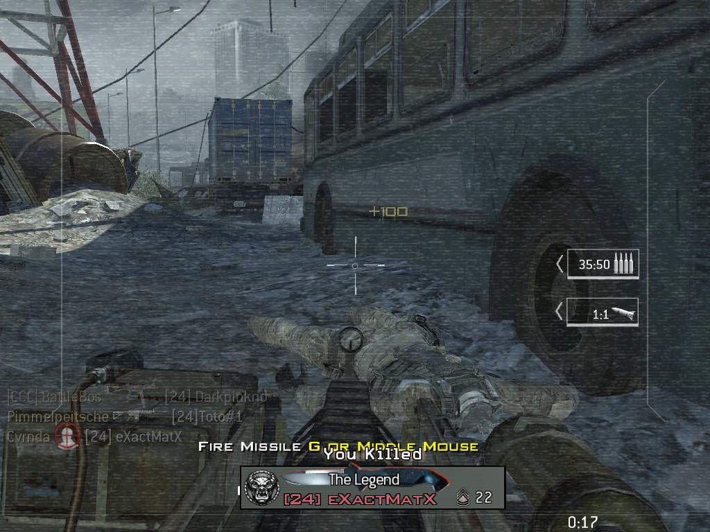 Call of Duty: Modern Warfare 3 – Multiplayerové peklo 55681