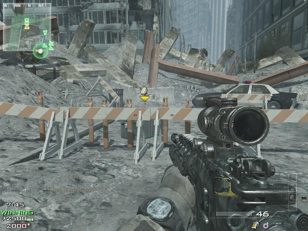 Call of Duty: Modern Warfare 3 – Multiplayerové peklo 55685
