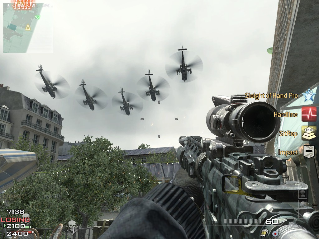 Call of Duty: Modern Warfare 3 – Multiplayerové peklo 55686