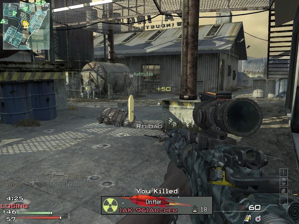 Call of Duty: Modern Warfare 3 – Multiplayerové peklo 55687