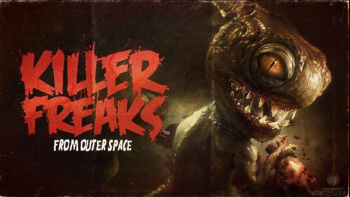 V Killer Freaks měli být původně králíci 55709