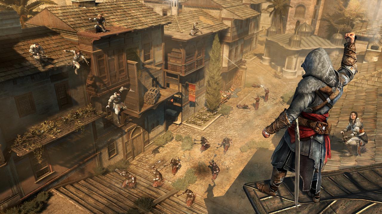 Assassin's Creed: Revelations – konec je blízko 55719