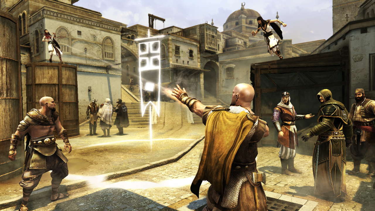 Assassin's Creed: Revelations – konec je blízko 55726
