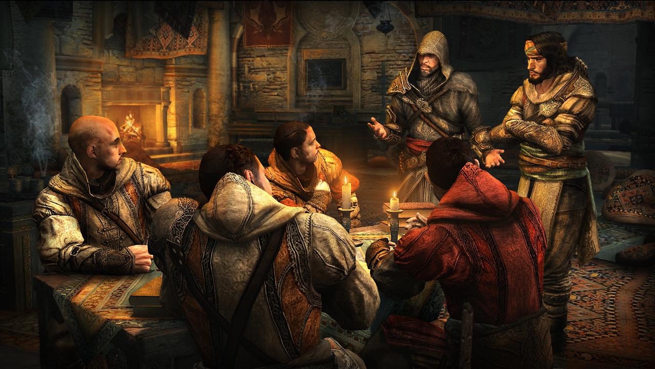 Assassin's Creed: Revelations – konec je blízko 55731