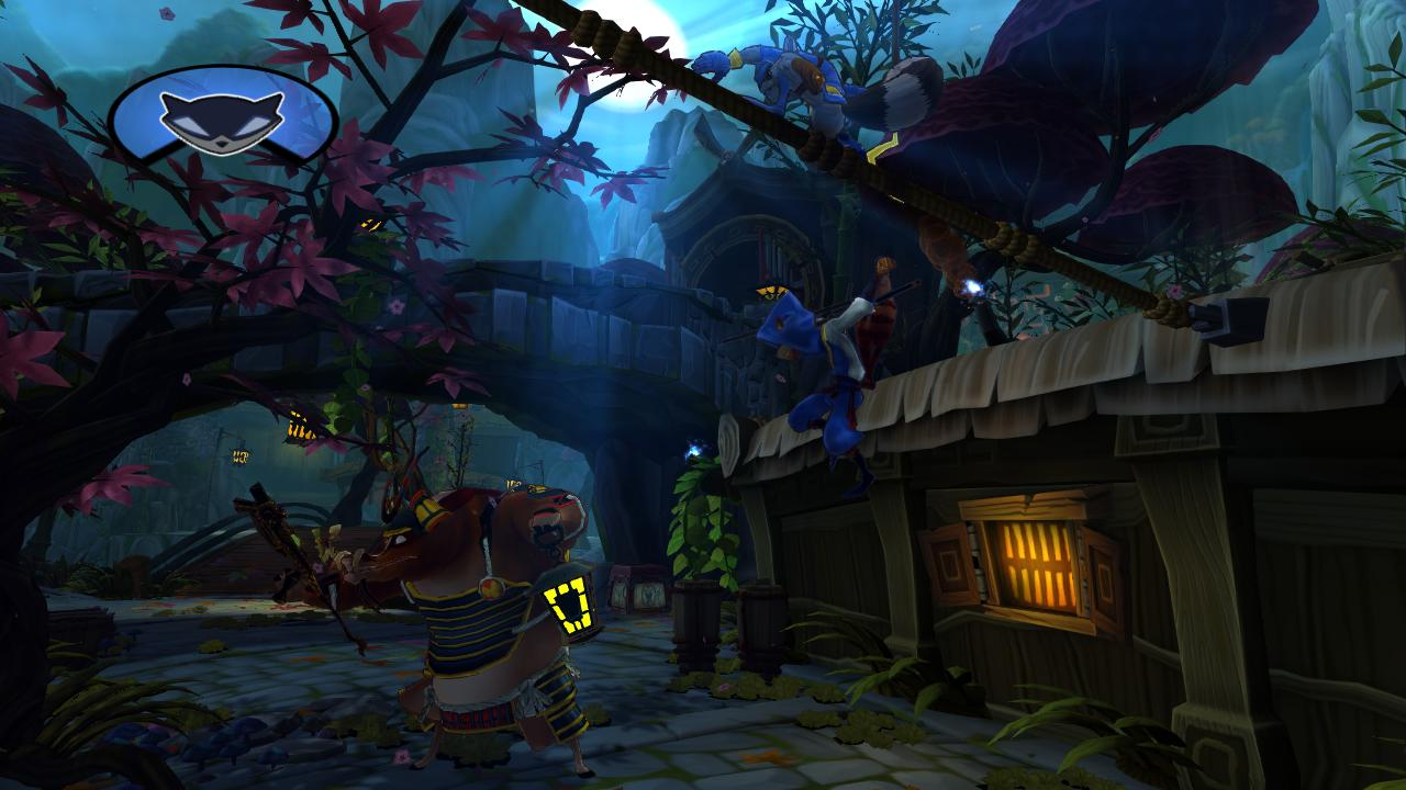 Sly Cooper: Thieves in Time obrázky 55853