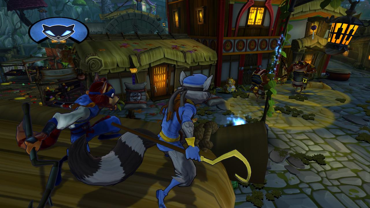 Sly Cooper: Thieves in Time obrázky 55856