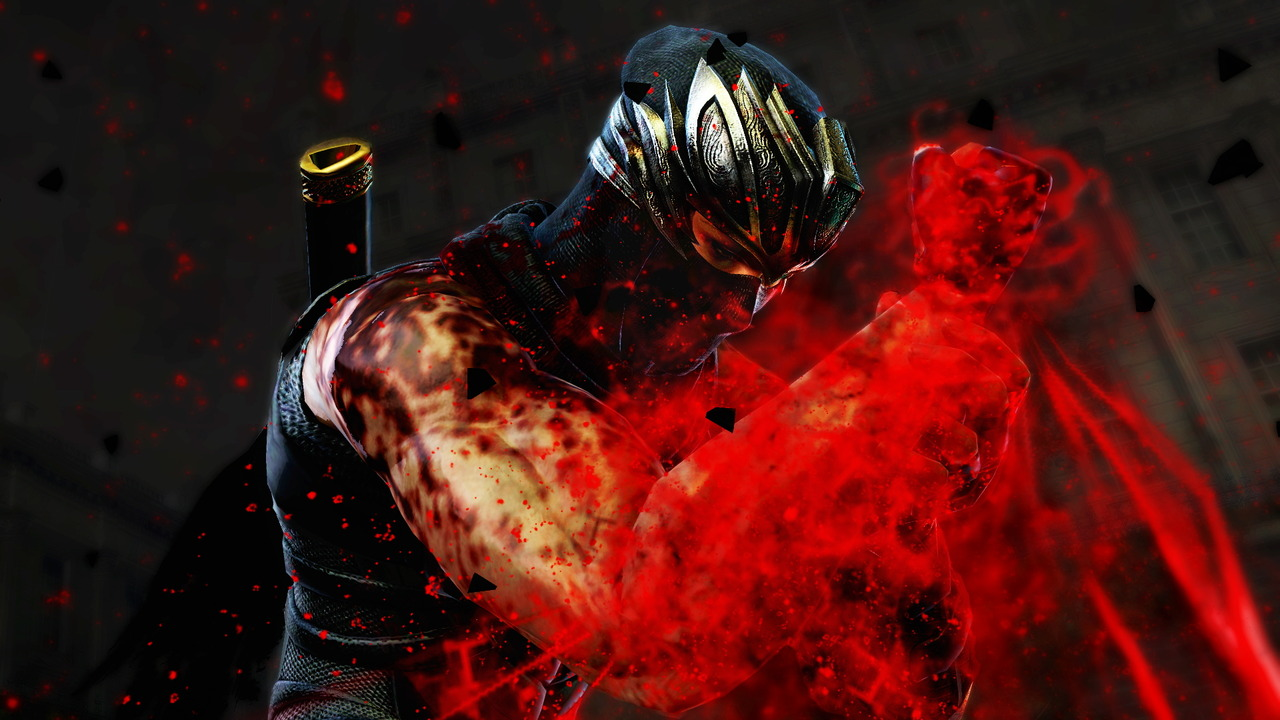 Krvavé screenshoty z Ninja Gaiden 3 55905