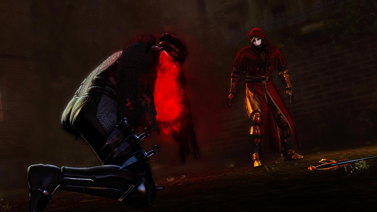Krvavé screenshoty z Ninja Gaiden 3 55906