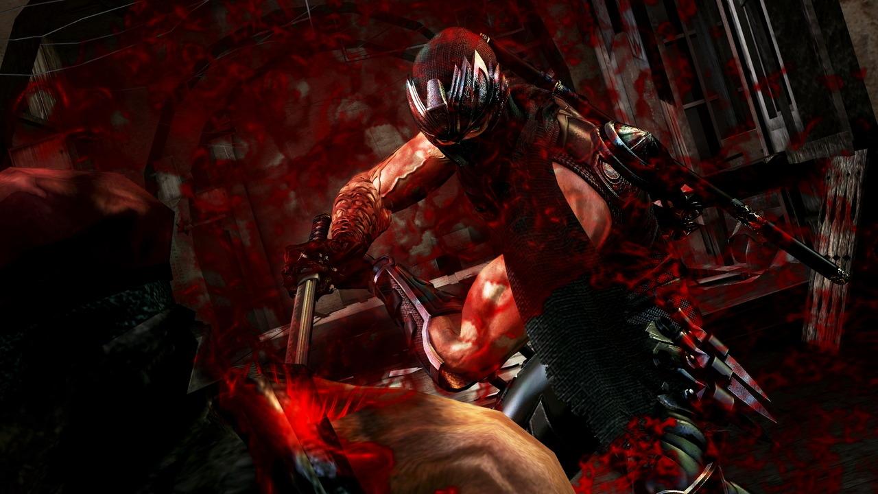 Krvavé screenshoty z Ninja Gaiden 3 55908
