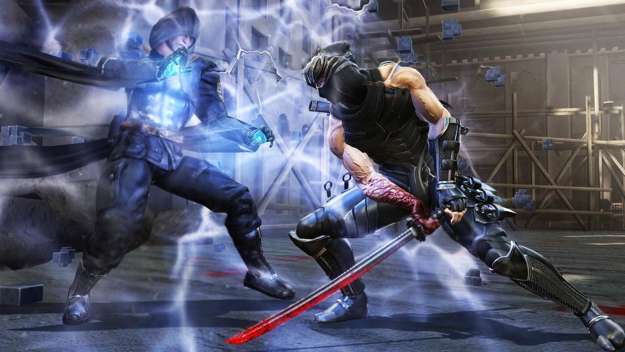 Krvavé screenshoty z Ninja Gaiden 3 55910