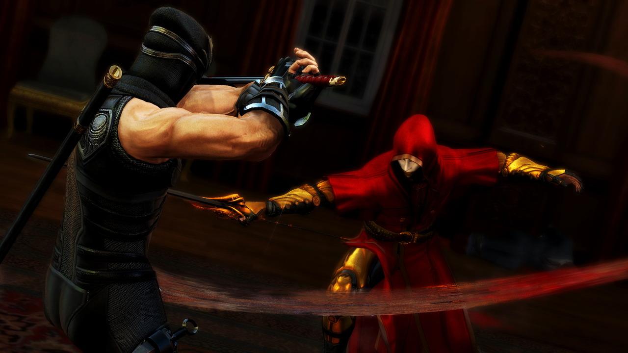 Krvavé screenshoty z Ninja Gaiden 3 55911