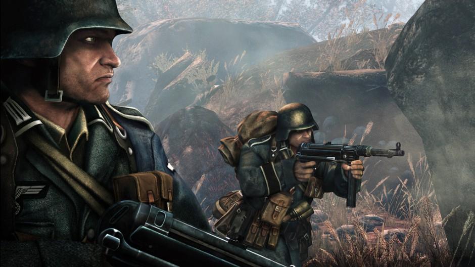 Stuart Black chystá Enemy Front 55943