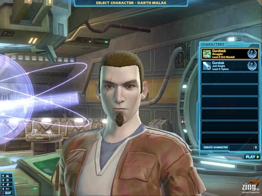 Dojmy z bety Star Wars: The Old Republic 55969