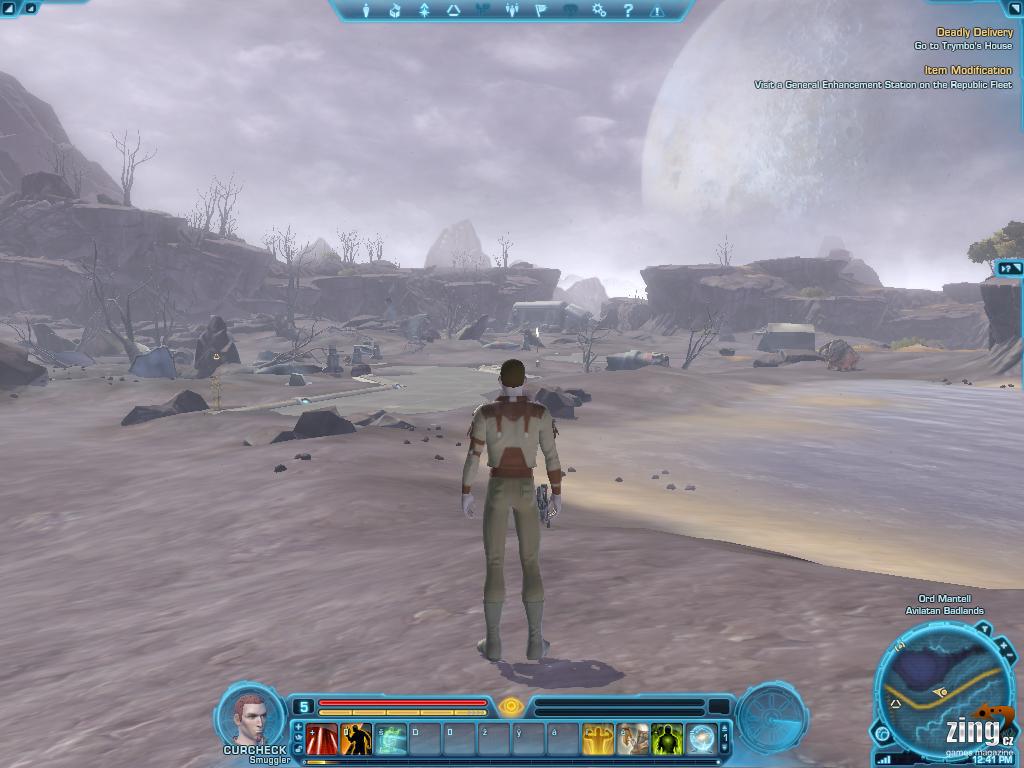 Dojmy z bety Star Wars: The Old Republic 55973