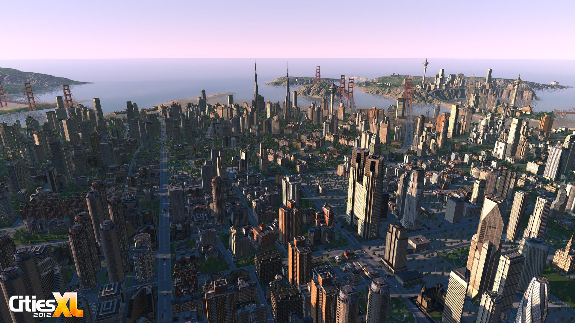 Cities XL 2012 – dvakrát do stejného města nevkročíš 55992