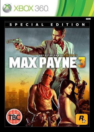 Max Payne 3 odhaluje Speciální edici 56100