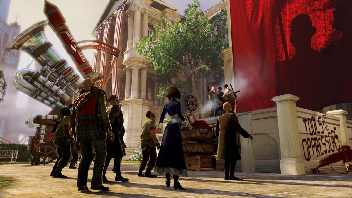 Čtyři nové obrázky z BioShock Infinite 56106