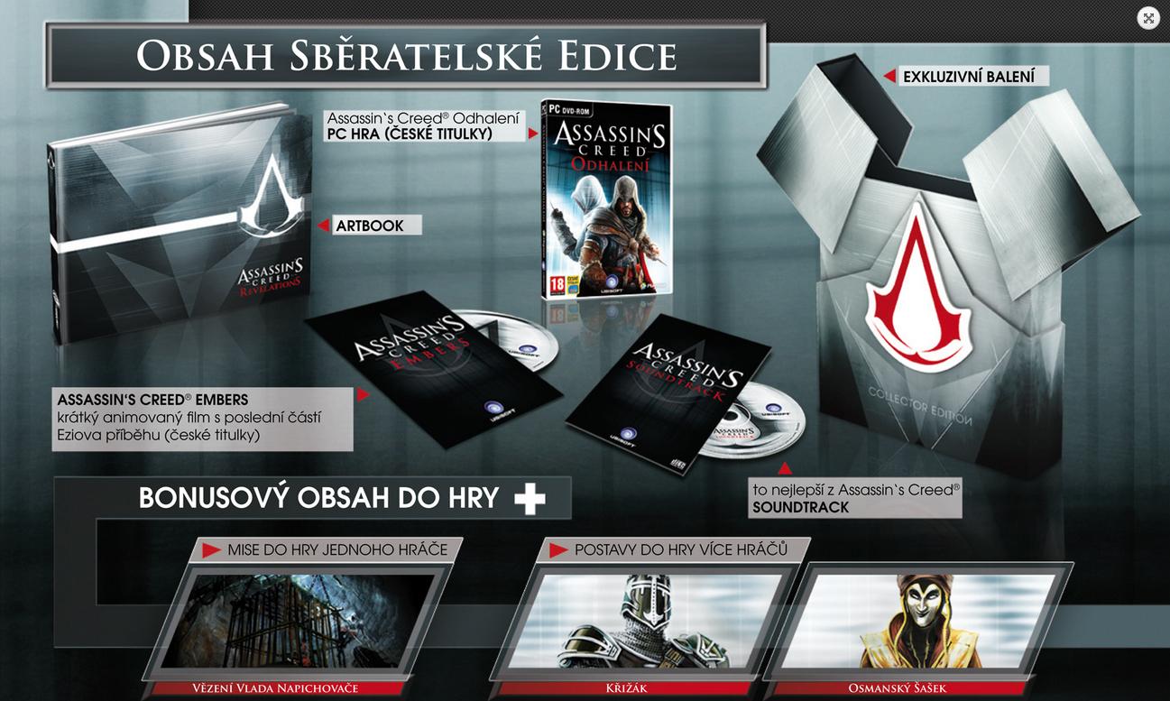 Velká soutěž s Assassin's Creed: Revelations 56150