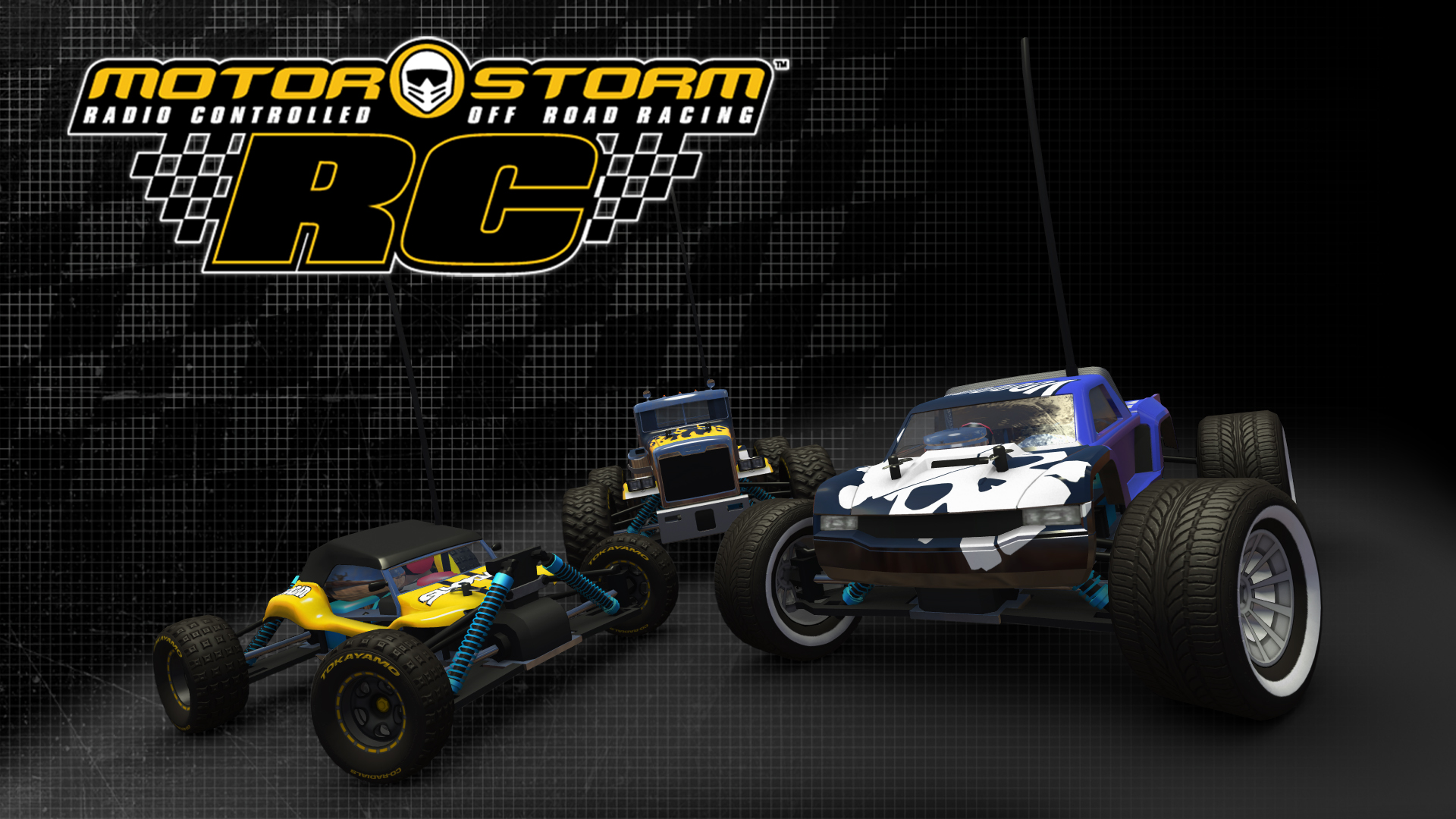 Nové obrázky z MotorStorm RC 56190