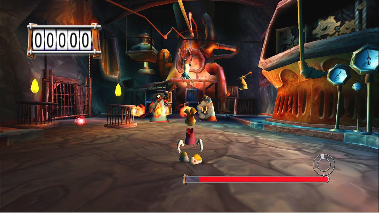 Rayman 3 připravuje HD remake 56233