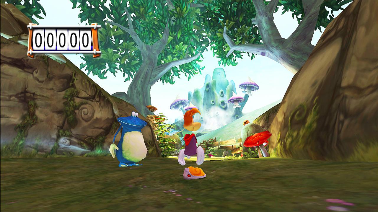 Rayman 3 připravuje HD remake 56238