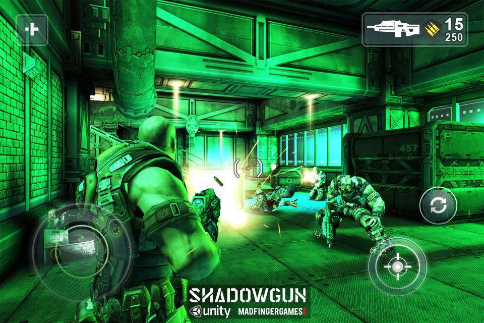 Shadowgun - proč ještě hrát na PC? 56487