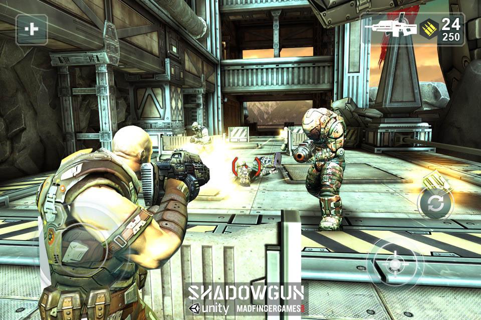 Shadowgun - proč ještě hrát na PC? 56488
