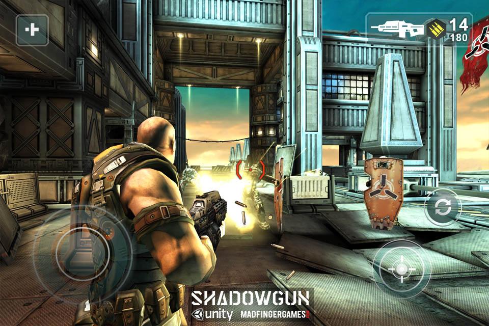 Shadowgun - proč ještě hrát na PC? 56489