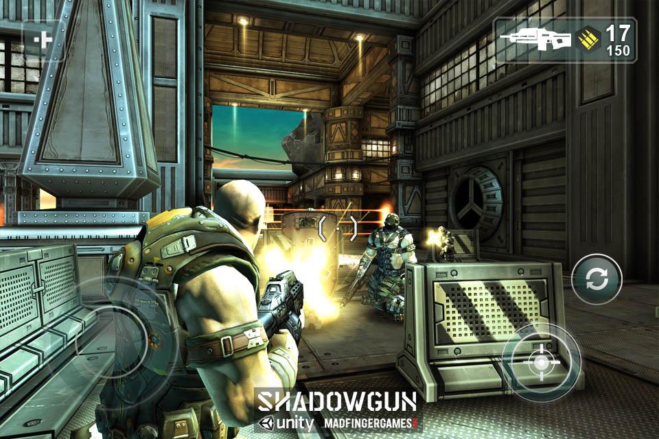 Shadowgun - proč ještě hrát na PC? 56490