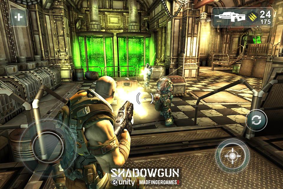 Shadowgun - proč ještě hrát na PC? 56494